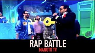 Farzy Loko Rap Battle on Manoto TV