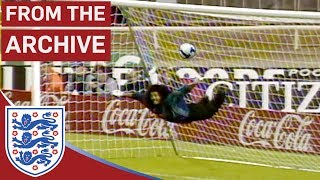 René Higuita Scorpion Kick | From The Archive