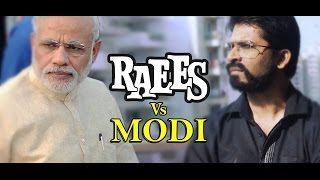 Raees Vs Narendra Modi : Trailer Spoof going viral !