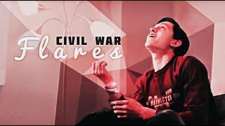 CIVIL WAR   Flares