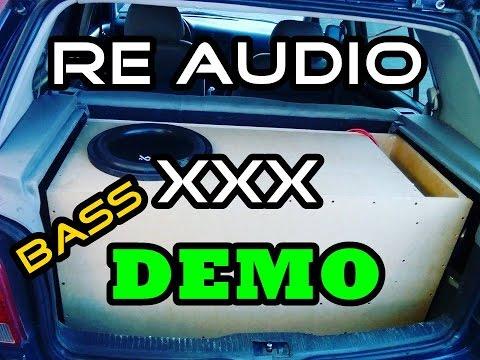 Re Audio XXX 12 Demo