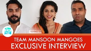 Team Mansoon Mangoes ATalking About Manson Mangoes | Iswrya | Tovino Thomas  |