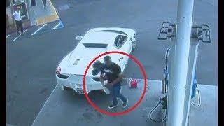 Stolen Ferrari 458 Spider recovered after driver begs gas money
