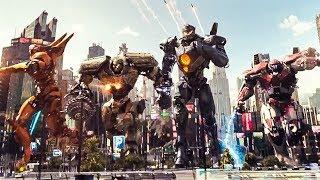 Pacific Rim 2 International Trailer (2018) John Boyega Movie HD   Viral Media
