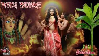 Subhasree wishing her fans on Durga Puja 2011-STI Xclusive