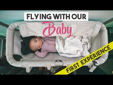 Xxx Mp4 Flying With A 4 Month Old BABY Her First Flight 3gp Sex