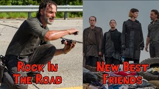 Moms Talk TV ~ The Walking Dead Episodes 7.8 and 7.9 Discussion and Recap