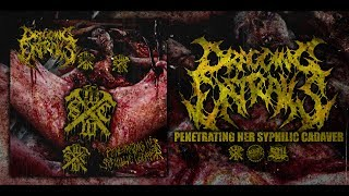 DRAGGING ENTRAILS - PENETRATING HER SYPHILIC CADAVER [OFFICIAL ALBUM STREAM] (2016) SW EXCLUSIVE
