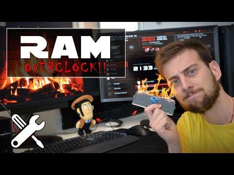 Overclock automatico delle RAM con XMP