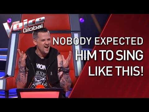Boy who stutters BLOWS AWAY The Voice coaches STORIES 30