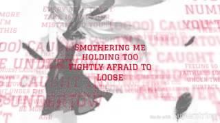Numb- Linkin Park (LYRICS)