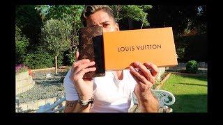 OLD SCHOOL ASH! Louis Vuitton Brazza Wallet Review