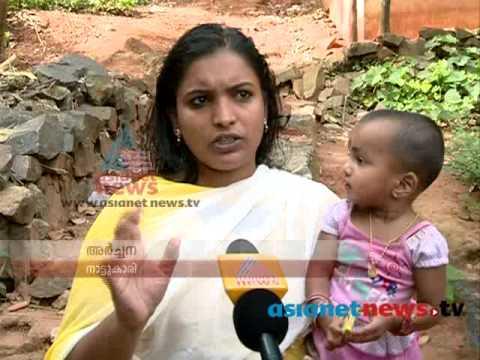 Crazy monkey attack people Kannadi 10th Aug 2013 Part 4 കണ്ണാടി
