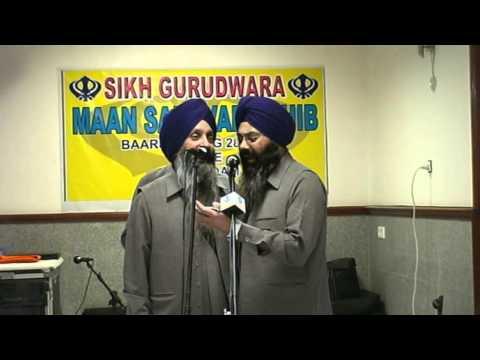 Jago wala jatha 1984 ghallughara divas part 2 program Gurudwara Sahib Maansarovar Amsterdam