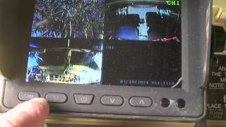 Camera Installation on M923