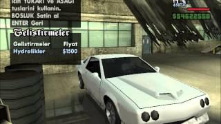 Gta San Andreas - Araba Modifiye ( Car Modified )