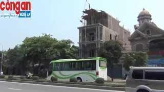 Cảnh giác với tội phạm trộm cắp tài sản tại các công trường xây dựng và ki ốt bán hàng