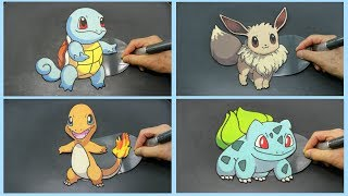 Pokemon Tribute PANCAKE Compilation