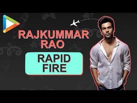 Xxx Mp4 Rajkummar Rao's SUPER FUN Rapid Fire On Ghosts Paranormal Activity Lot More Stree 3gp Sex