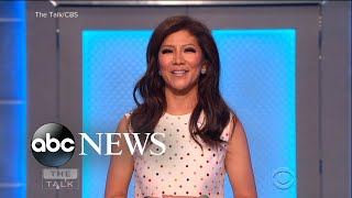 Julie Chen leaving