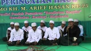 Sholawat Al Banjari Ponpes Roudlotun Nasyiin Beratkulon