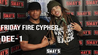 Dee-1 on How he Got Lupe Fiasco and Big K.R.I.T. on the