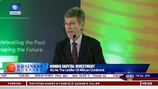 Jeffery Sachs On Human Capital Investment Strategy  Business Morning 
