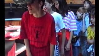 Osztálykirándulás Patince, 1997