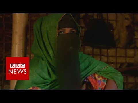 Xxx Mp4 Myanmar Soldiers Accused Of Raping Rohingya Women BBC News 3gp Sex