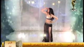Egyptian BellyDanceMuhga)..رقص مصرى (مهجة) ليالى التت الجزء التانى - YouTube