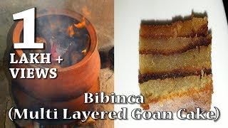 Bibinca (Bebik) | Multi layered Goan Cake | Goan Dessert | Goan Cuisine | Cooking Addiction.