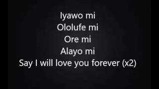 Timi Dakolo- Iyawo mi lyrics