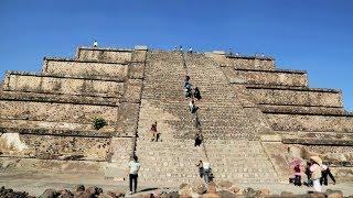 4TECH - تقنيات للكشف عن باطن الأهرامات في المكسيك