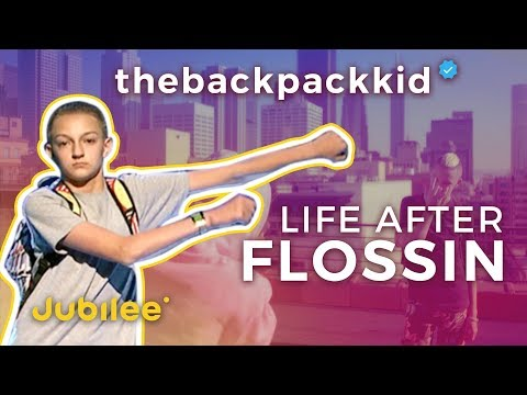 Xxx Mp4 Backpack Kid Shows Us Life After Breaking The Internet 3gp Sex
