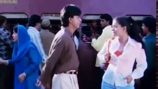 DDLJ Funny Scene | Sharukh Khan and KAJOL |
