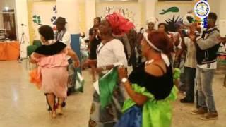 AkwaCross Cultural dance