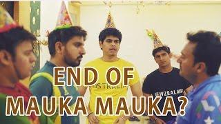 Mauka Mauka - The End? T20 World Cup 2016 | Final Mauka