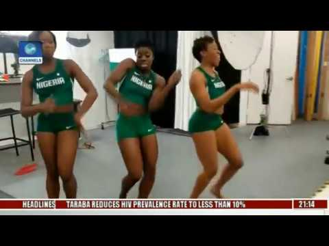 Sports Tonight Unveiling Nigeria s Bobsled Trio Ahead Of 2018 Winter Olympics Pt.1