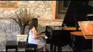 2012 Piano Concert (While your lips are still red/ Mayfly)
