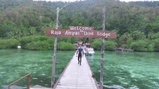 Raja Ampat 2016 Diving & Drone shots