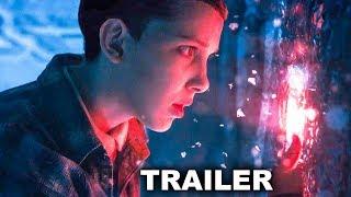 Stranger Things Temporada 2 Trailer Subtitulado Español Latino 2017