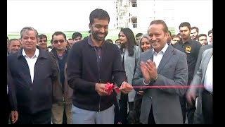 P Gopichand inaugurates Bennett University sports complex
