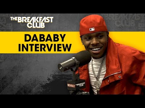 DaBaby Talks Antics Altercations Features Why He s The Best Rapper