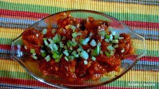 Cauliflower In Schezwan Sauce Recipe