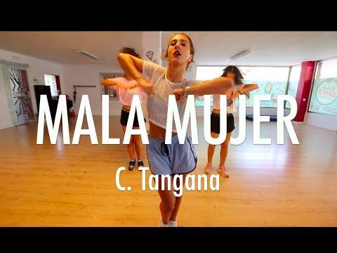 MALA MUJER - C.TANGANA | Choreography Lydia Martorell | Sauvage Velvet Class