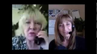 VIDEO: Patricia Albere & Penney Peirce discuss frequency and the power of personal vibration