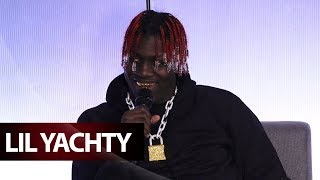 Lil' Yachty On His Advice To Lil Xan, Rapping More & 'Lil' Boat 2'