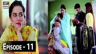 Zindaan - Ep 11 - 1st May 2017 - ARY Digital Drama