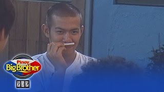 PBB 737: Jyo wants cigarette