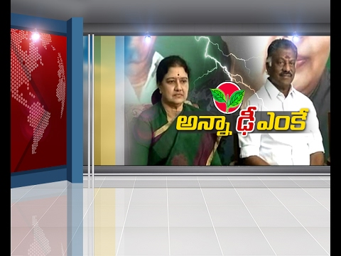 Panneerselvam, VK Sasikala Locked In War Of Words | Over Who Gets To Head The Tamil Nadu Govt
